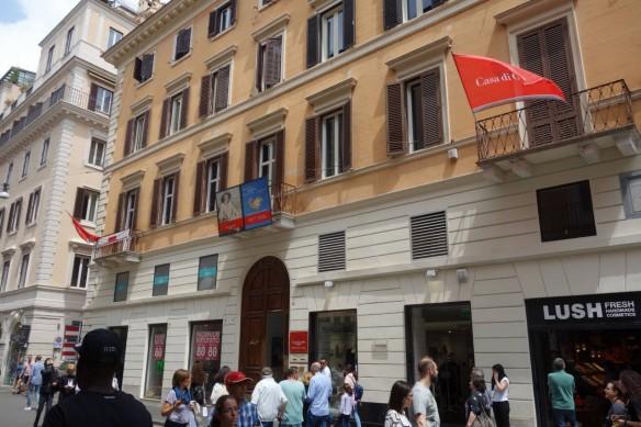 Casa di Goethe Roma
