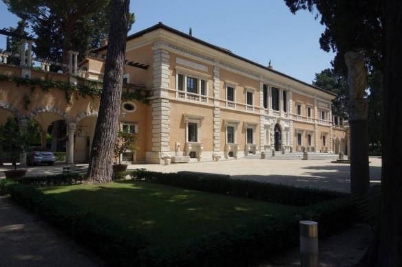 Villa Massimo, Rom