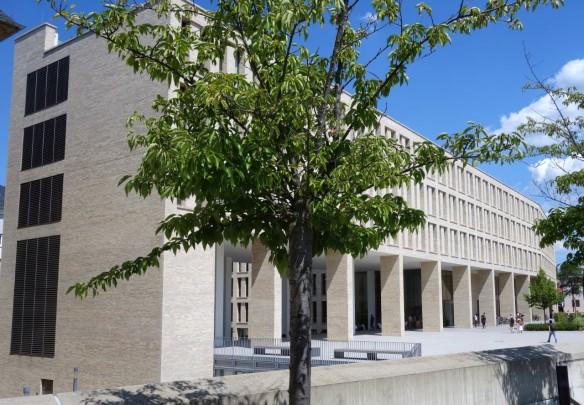 ULB Darmstadt (neues Zentralgebäude)