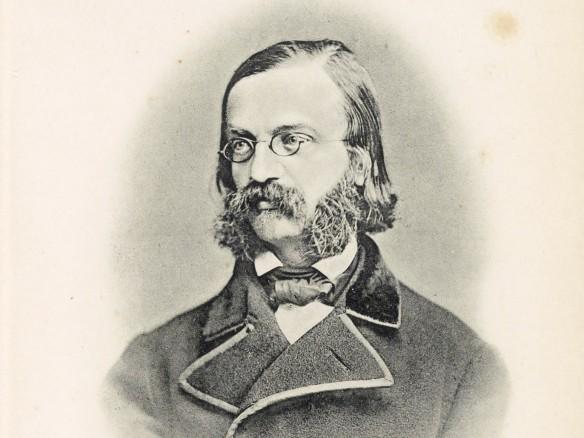 Der Weimarer Bibliothekar Reinhold Köhler als Adressat des Gedichts