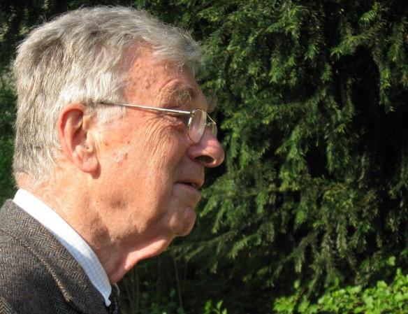 Dieter Mehl in Weimar 2014