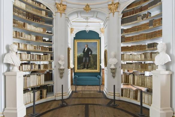 Rokokosaal der Herzogin Anna Amalia Bibliothek (Foto: Klassik Stiftung Weimar)