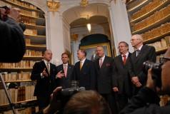 Wiedereröffnung der Herzogin Anna Amalia Bibliothek am 24.10.2007