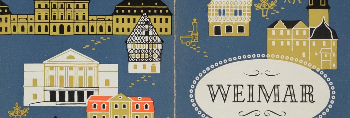 Weimar NFG Prospekt